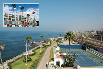 las rosas hotel & spa - ensenada
