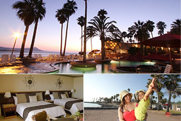 estero beach hotel & resort - ensenada