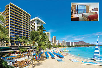 hawaii - outrigger waikiki beach resort