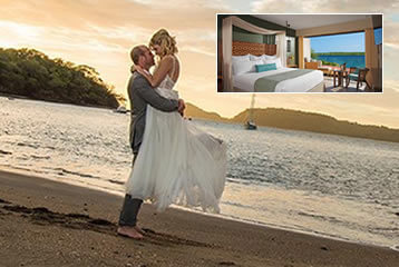 honeymoons secrets papagayo resort spa