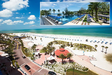 florida - hyatt regency clearwater beach resort and spa
